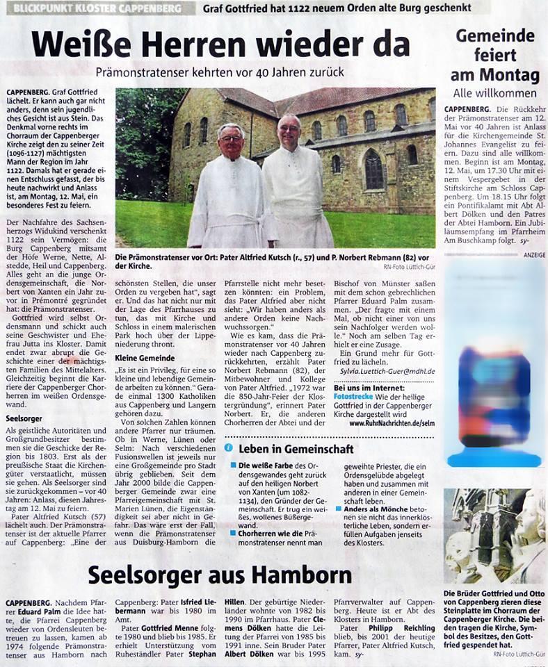 Hamborner Nachrichten